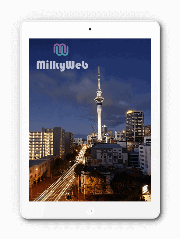 MilkyWeb SEO Auckland Website Development and Design Affordable SEO Experts New Zealand